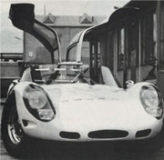 1960 Colani RS GT Spider