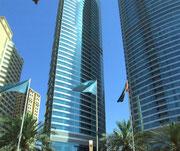 Die schönsten, die grössten, die glänzendsten Hochhäuser sind hier zu finden