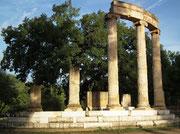 Schöne Fragmente aus antiker Zeit