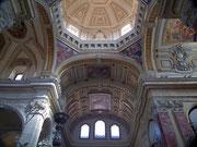 Innenansicht des Doms von Cagliari