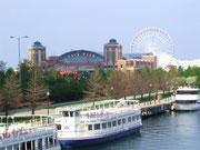 Navy Pier, das Ausflugsziel für die ganze Familie
