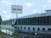Am frühen Morgen erreichen wir Roth bei Nürnberg