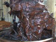 ein Meisterwerk in Holz
