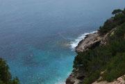 Blick auf die Bucht von Capdepera