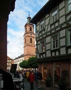 Die Stadtpfarrkirche St. Jakobus . . .