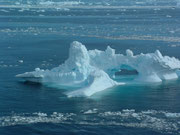 . . . von denen 90% unter der Meeresoberfläche liegen !