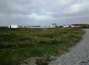 Der kleine Flughafen «Helgoland» liegt auf der «Düne»