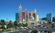 Das Hotel New York-New York in Las Vegas