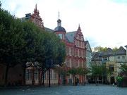 Das «Palais zum Römischen Kaiser» ehemals erbaut um 1650 . . .