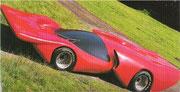 1977 Aerodynamic Sportscar LC2