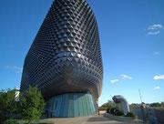 Auch Adelaide glänzt im wahrsten Sinne des Wortes mit moderner Architektur