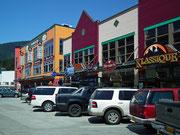 SUV und 4x4-Antrieb ist schon fast Pflicht in Alaska