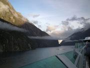 Vorwärts zum nächsten Fjord