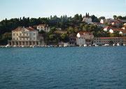 Fahrt entlang der Kroatischen Küste Richtung Dubrovnik