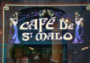 Auch im bekannten St. Malo haben wir einen Halt eingelegt und  . . .