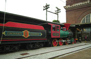 Der alte Chattanooga Choo Choo Train