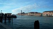 Bei schönstem Wetter machen wir einen Ausflug zur Insel Murano.