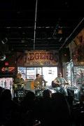 berühmten Musiklokal «Nashville's Legendary Legends Corner»