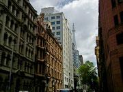 Vielfältige und interessante Architektur und viel Grün dominieren in der City