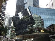 Aber auch ganz moderne und gewagte Architektur findet man zuhauf