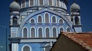 . . . mit fantastischen Keramikkacheln als Fassade