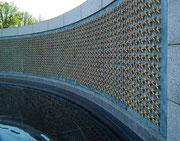 4048 goldene Sterne für je 100 gefallene Soldaten