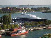 Arrivederci Venezia . . .