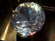Der weltgrösste geschliffene Kristall «Centenar» mit 300'000 Karat !