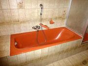 1980 Badezimmer-Serie COLANI Design - Badewanne