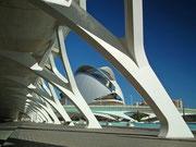 Für Architekturfans eine absolute «Muss-Stadt». Santiago Calatrava hat . . .