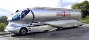 2000 Colani Truck für SILO-Transport für SPITZER Germany