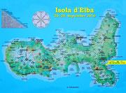 Elba: Die «Fischinsel», wie sie aufgrund der Form auch genannt wird