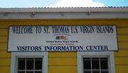 Hafengebäude in St.Thomas auf den US-Jungfrauen-Inseln