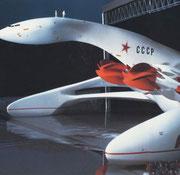 1983 Colani LEDA Ekranoplane