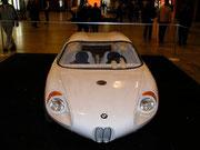 1963 BMW-700 Prototyp mit einem cW-Wert von 0.22