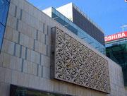 Orientalische Fassadendekoration