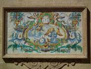 Azulejos, die Kunst die von den Mauren «hinterlassen» wurde