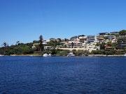 Alle mit herrlichem Blick auf den Swan River oder aufs gegenüberliegende Ufer
