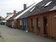 Hübsche Häuser im Unterdorf
