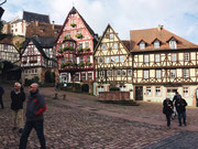 Der Alte Marktplatz, das sogenannte «Schnatterloch»
