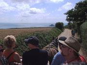 Auf «grosser» Sightseeing-Tour mit dem Pferdefuhrwerk
