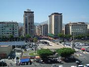 Eine moderne und erstaunlich saubere Hafenstadt erwartet uns