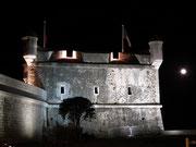 . . . auch die Zitadelle mit dem Jean Cocteau Museum.