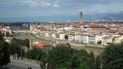Florenz: Kunst- und Kultur-Stadt mit Weltruf