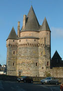 Das Château von der Aussenseite