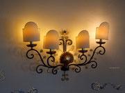 oder Flurbeleuchtung mit Stil