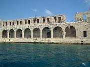 . . . was auch zeigt wie umkämpft Malta über Jahrhunderte war.