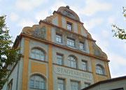 Das ehemalige Heil- und Kurhaus, später Spital, dient heute als Stadtarchiv
