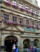 Das Baumeisterhaus trägt den Titel: Schönstes Privathaus im Renaissance-Stil