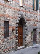 Detailaufnahme im Dörfchen San Salvatore